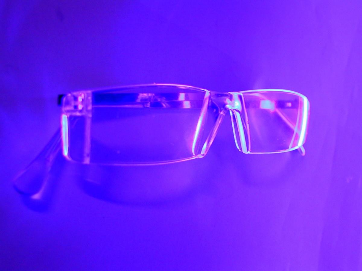 Spostrzeganie świata przez różowe okulary